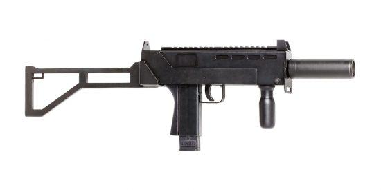 Пистолет-пулемет LSD ЗАЛП