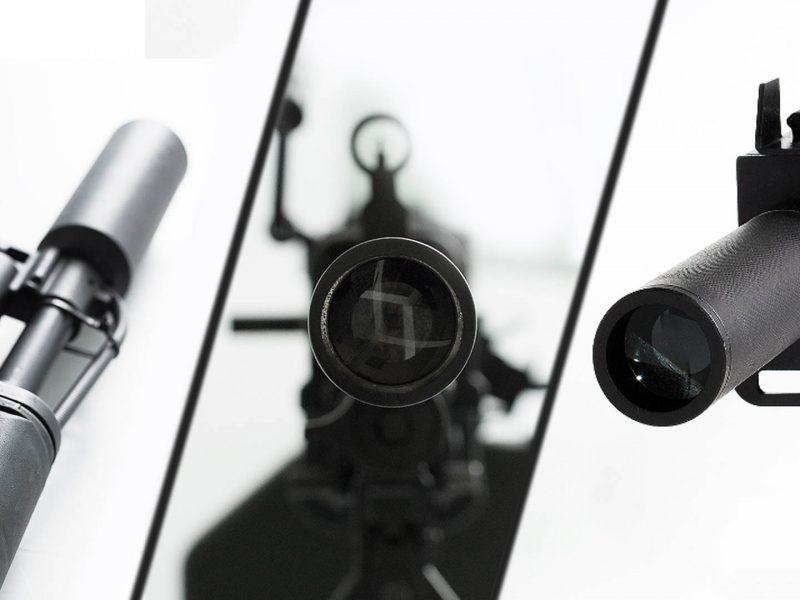 Излучатели и оптика в лазертаге