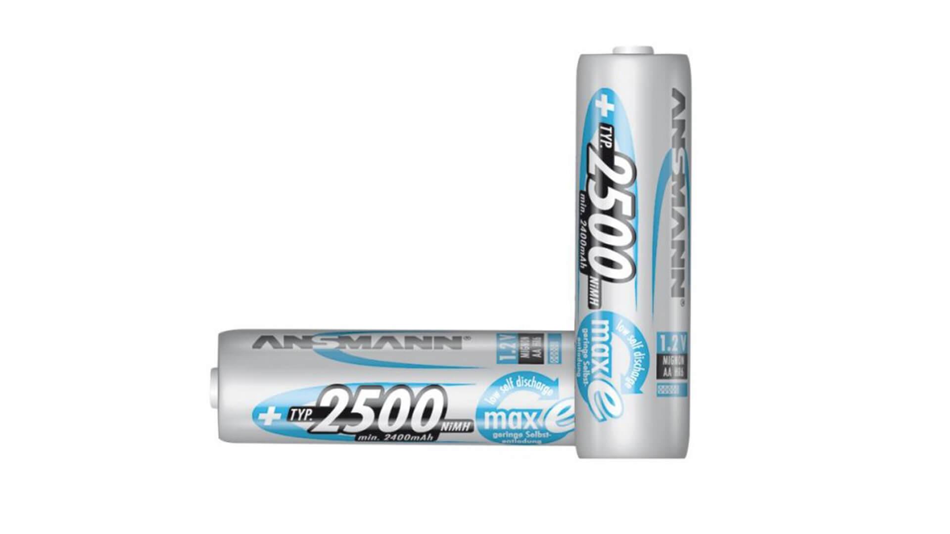 Аккумулятор 2500