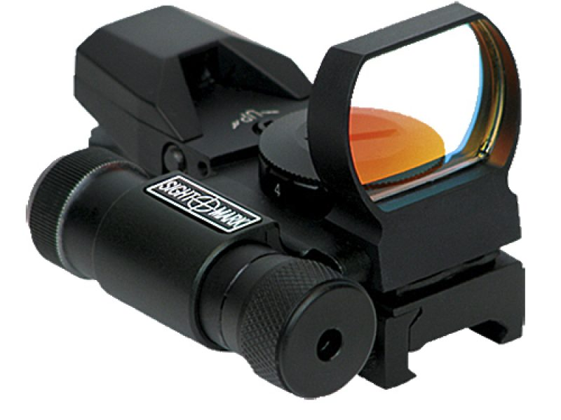 Установка и регулировка оптики