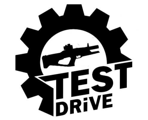 Тест-драйв лазертаг оборудования