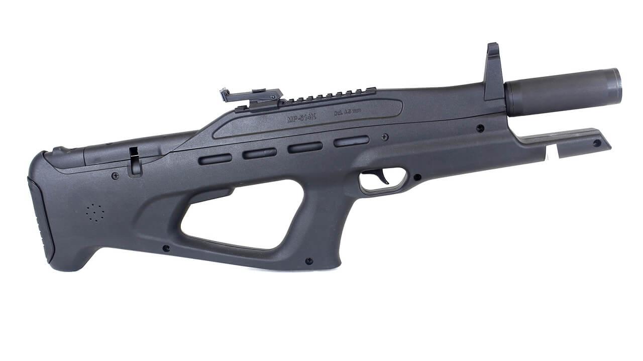 Винтовка LSD MP-514 Exterminator